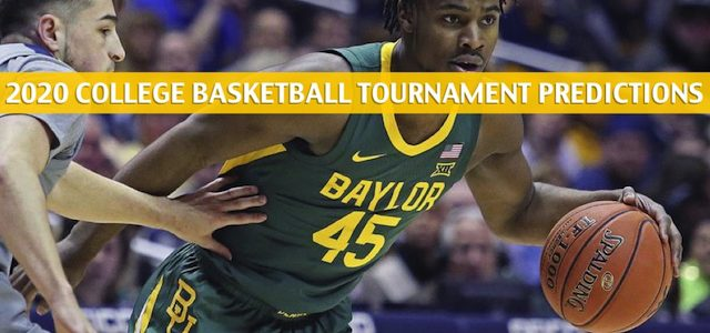Kansas State Wildcats vs Baylor Bears Predictions, Picks, Odds, and NCAA Basketball Betting Preview – March 12 2020
