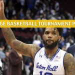 Marquette Golden Eagles vs Seton Hall Pirates Predictions, Picks, Odds, and NCAA Basketball Betting Preview -March 12 2020