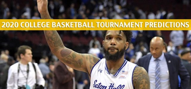 Marquette Golden Eagles vs Seton Hall Pirates Predictions, Picks, Odds, and NCAA Basketball Betting Preview – March 12 2020