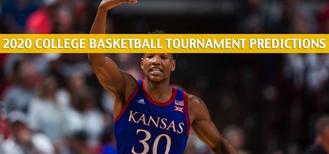Oklahoma State Cowboys vs Kansas Jayhawks Predictions, Picks, Odds, and NCAA Basketball ACC Tournament Betting Preview – March 12 2020