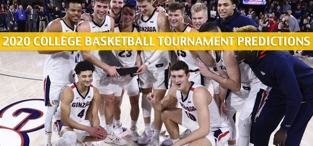San Francisco Dons vs Gonzaga Bulldogs Predictions, Picks, Odds, and NCAA Basketball Betting Preview – March 10 2020