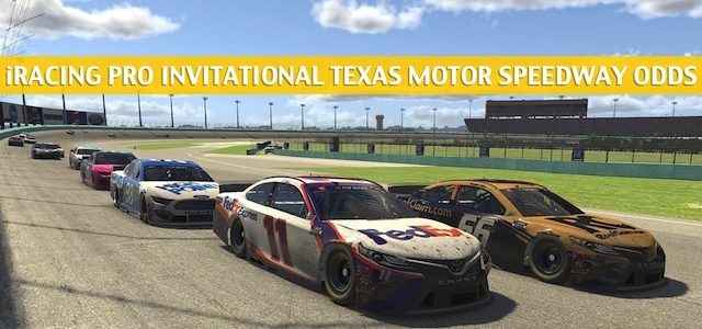Texas Motor Speedway Predictions, Picks, Odds – NASCAR iRacing Pro Invitational March 29 2020