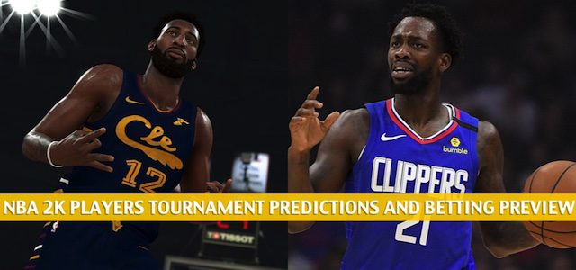 Andre Drummond vs Patrick Beverley Predictions, Picks, Odds, and Betting Preview – NBA 2K Players Tournament Quarterfinals on April 7 2020