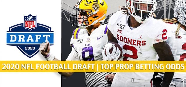 Best NFL Draft Prop Bets 2020
