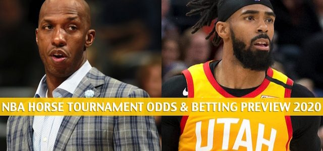 Chauncey Billups vs Mike Conley Jr Predictions, Picks, Odds and Betting Preview – NBA HORSE Tournament Semifinals 2020
