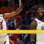 Derrick Jones Jr. vs Montrezl Harrell Predictions, Picks, Odds, and Betting Preview – NBA 2K Players Tournament Quarterfinals on April 7 2020