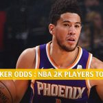 Devin Booker Odds - NBA 2K Players Tournament | April 3 2020
