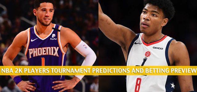 Devin Booker vs Rui Hachimura Predictions, Picks, Odds, and Betting Preview – NBA 2K Players Tournament Quarterfinals on April 7 2020