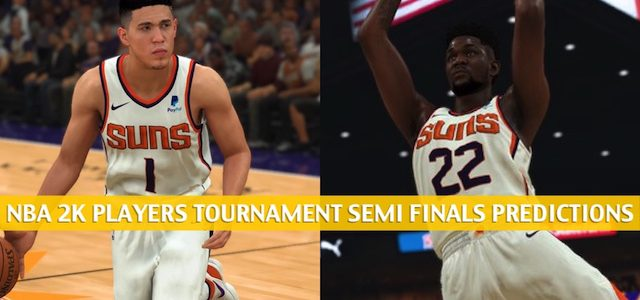 NBA 2K Players Tournament Semi Finals Predictions, Picks, Odds, and Betting Preview – April 11 2020