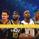 NBA Horse Tournament Predictions, Picks, Odds, and Betting Preview 2020