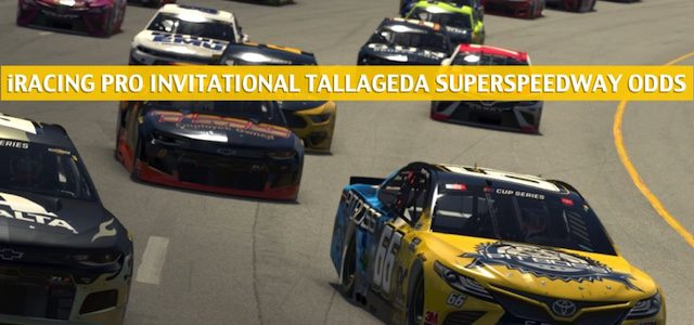 Talladega Superspeedway Predictions, Picks, and Odds – NASCAR iRacing Pro Invitational April 26 2020