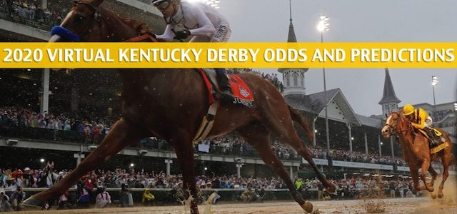Virtual Kentucky Derby Predictions, Picks, Odds, and Betting Preview 2020