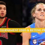 Zach LaVine vs Allie Quigley Predictions, Picks, Odds and Betting Preview - NBA HORSE Tournament Semifinals 2020