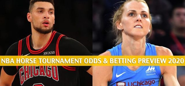 Zach LaVine vs Allie Quigley Predictions, Picks, Odds and Betting Preview – NBA HORSE Tournament Semifinals 2020
