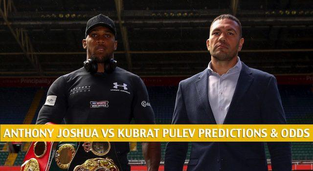 Anthony Joshua vs Kubrat Pulev Predictions, Picks, Odds, and Betting Preview | IBF / WBA / WBO / IHO Heavyweight Title Bout June 20 2020