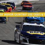 Folds of Honor QuikTrip 500 Predictions, Picks, Odds, and Betting Preview | June 7 2020