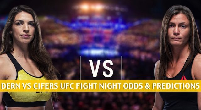 Mackenzie Dern vs Hannah Cifers Predictions, Picks, Odds, and Betting Preview | UFC Fight Night May 30 2020