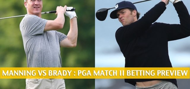 Peyton Manning vs Tom Brady Predictions, Odds, and Betting Preview | PGA Golf Tournament May 24 2020