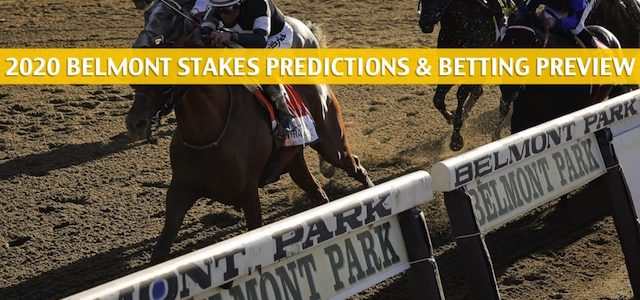 Belmont Stakes Predictions, Picks, Odds, and Betting Preview | June 20 2020