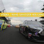 Big Machine Vodka / Hand Sanitizer 400 Expert Picks and Predictions 2020