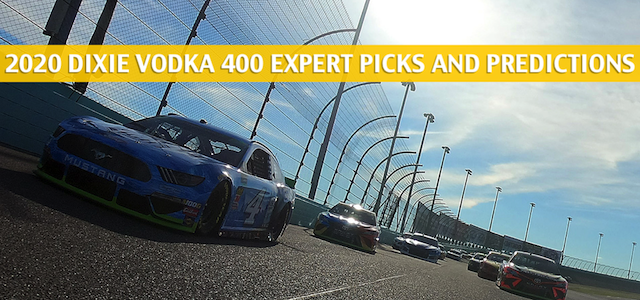 Dixie Vodka 400 Expert Picks and Predictions | June 14 2020