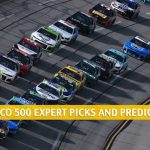 2020 GEICO 500 Expert Picks and Predictions