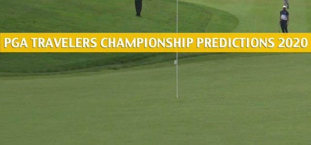PGA Travelers Championship Predictions, Picks, Odds, and Betting Preview | June 25-28 2020