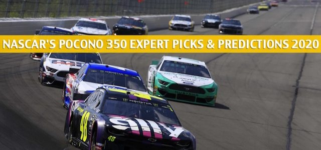 Pocono 350 Expert Picks and Predictions | June 28 2020