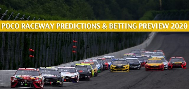Pocono 350 Predictions, Picks, Odds, and Betting Preview | June 28 2020