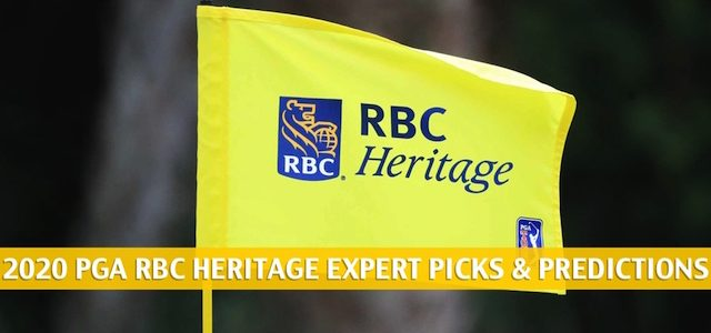 PGA RBC Heritage Expert Picks and Predictions 2020