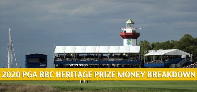 PGA RBC Heritage Purse and Prize Money Breakdown 2020