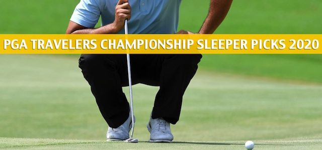 PGA Travelers Championship Sleepers and Sleeper Picks and Predictions 2020