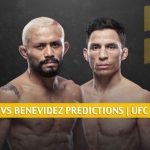 Deiveson Figueiredo vs Joseph Benavidez Predictions, Picks, Odds and Betting Preview | UFC Fight Night - July 18 2020