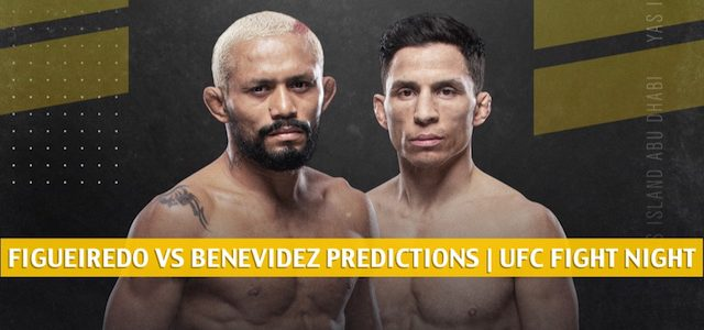 Deiveson Figueiredo vs Joseph Benavidez Predictions, Picks, Odds and Betting Preview | UFC Fight Night – July 18 2020