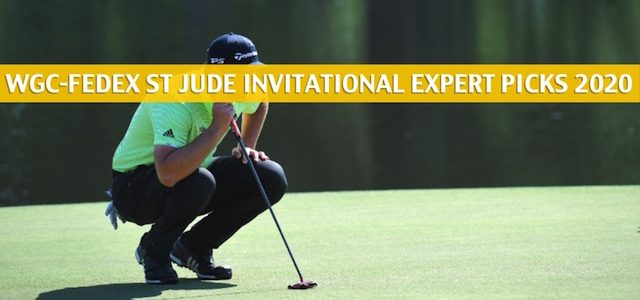 World Golf Championships – FedEx St Jude Invitational Expert Picks and Predictions 2020