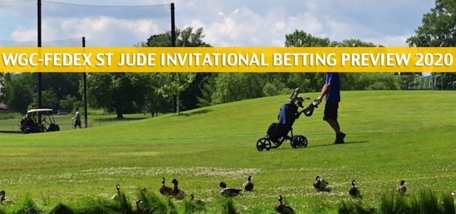 World Golf Championships – FedEx St Jude Invitational Predictions, Picks, Odds, and Betting Preview | July 30 – Aug 2 2020