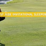 World Golf Championships - FedEx St Jude Invitational Sleepers and Sleeper Picks and Predictions 2020
