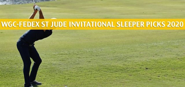 World Golf Championships – FedEx St Jude Invitational Sleepers and Sleeper Picks and Predictions 2020