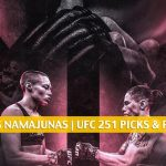 Jessica Andrade vs Rose Namajunas Predictions, Picks, Odds and Betting Preview | UFC 251 at Fight Island - July 11 2020