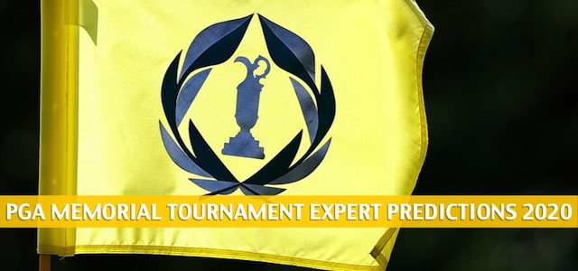 PGA Memorial Tournament Expert Picks and Predictions 2020