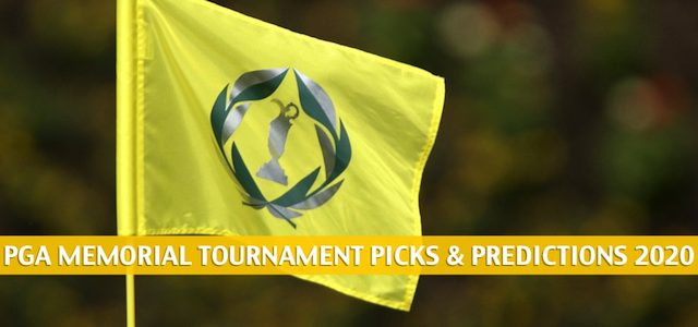 PGA Memorial Tournament Sleepers and Sleeper Picks and Predictions 2020