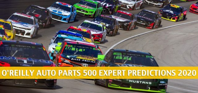 O'Reilly Auto Parts 500 Expert Picks and Predictions 2020