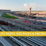 O'Reilly Auto Parts 500 Predictions, Picks, Odds, and Betting Preview | July 19 2020
