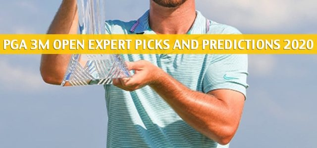PGA 3M Open Expert Picks and Predictions 2020