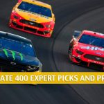 Quaker State Presented by Walmart 400 Expert Picks and Predictions 2020