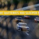 Super Start Batteries 400 Sleepers and Sleeper Picks and Predictions 2020