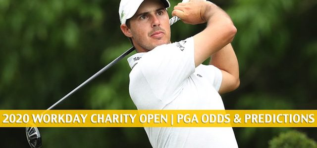 PGA Workday Charity Open Predictions, Picks, Odds, and Betting Preview | July 9-12 2020