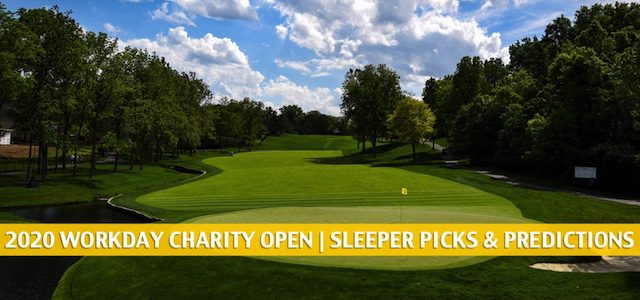 PGA Workday Charity Open Sleepers and Sleeper Picks and Predictions 2020