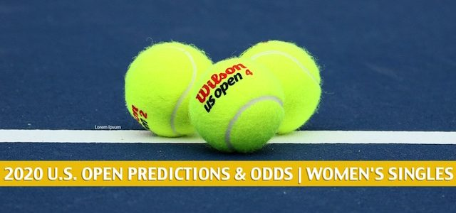 2020 US Open Tennis Predictions, Picks, Odds, and Betting Preview | Women's Singles