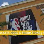 Philadelphia 76ers vs Houston Rockets Predictions, Picks, Odds, and Betting Preview | August 14, 2020